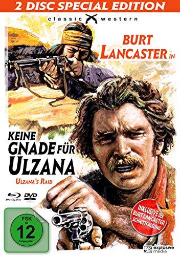 Keine Gnade für Ulzana  (+ Bonus-DVD) [Blu-ray] [Special Edition]