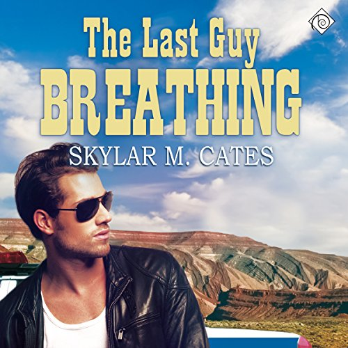 The Last Guy Breathing audiobook cover art