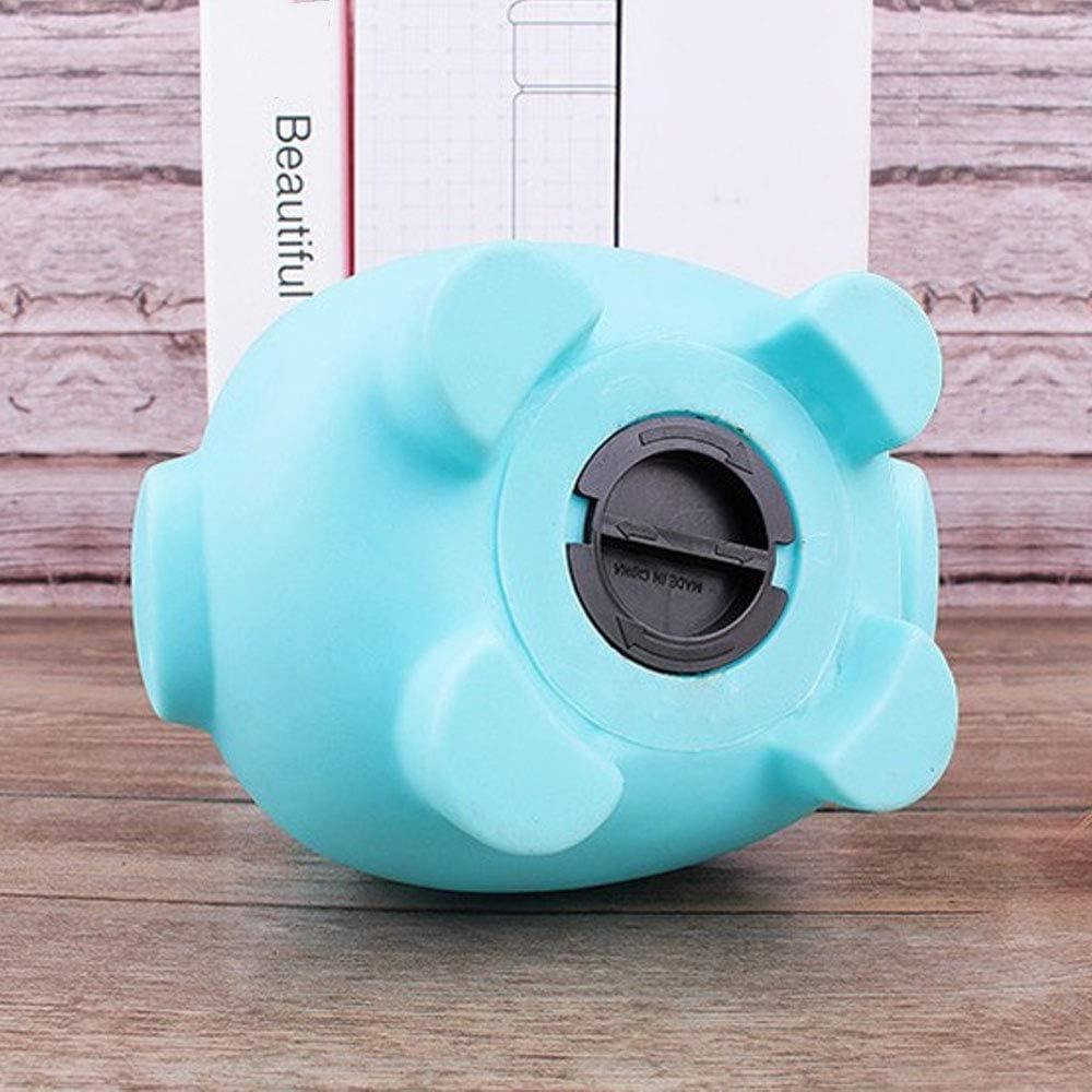 Childs Coin Bank Cans Unbreakable 2 Pack Lovely Piggy Bank UTENEW Vinyl Cute Piggy Bank Money Box