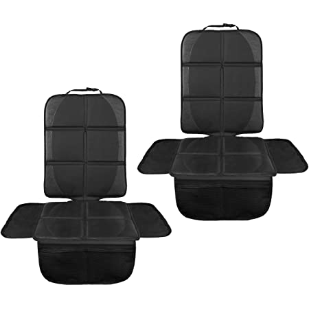 LIONSTRONG - Protector seguro para asiento infantil - Protege tu coche - Fundas para sillas de coche - ISOFIX (2-SET)