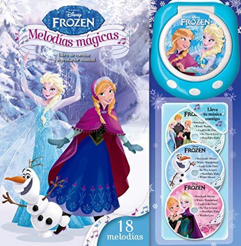 Frozen. Melodías mágicas (Disney. Frozen)