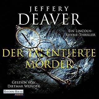 Der talentierte Mörder Titelbild