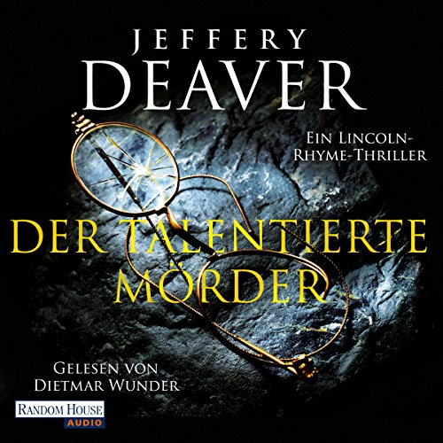 Der talentierte Mörder audiobook cover art