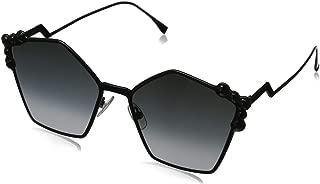 Kính mắt nữ cao cấp – Women's Geometric Sunglasses