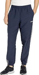 Mens Essentials 3-Stripes Wind Pants