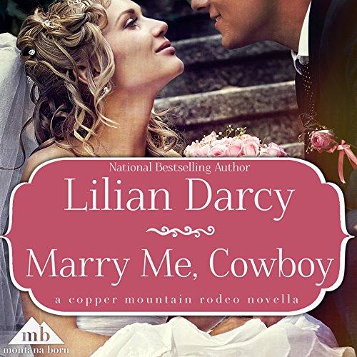 Marry Me, Cowboy cover art