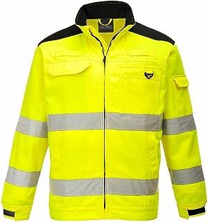 Anorak de alta visibilidad talla XXL color amarillo Prossor A1G2T