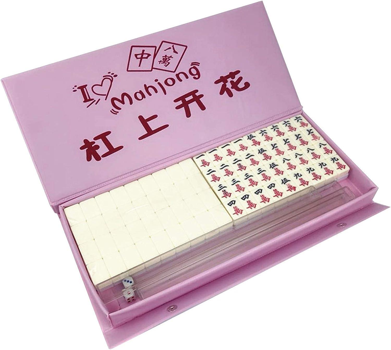 24MM Mini Two-Color Mahjong 40% OFF Cheap Sale Vibrato Genuine Travel Suit Outdoor