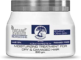 Organic essence Keratin & Protein Hair mask (Spa) 500gm
