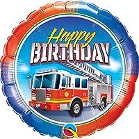 Creative Converting bb021905消防士バルーン