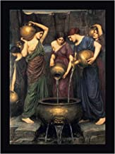 Danaides by John William Waterhouse 21