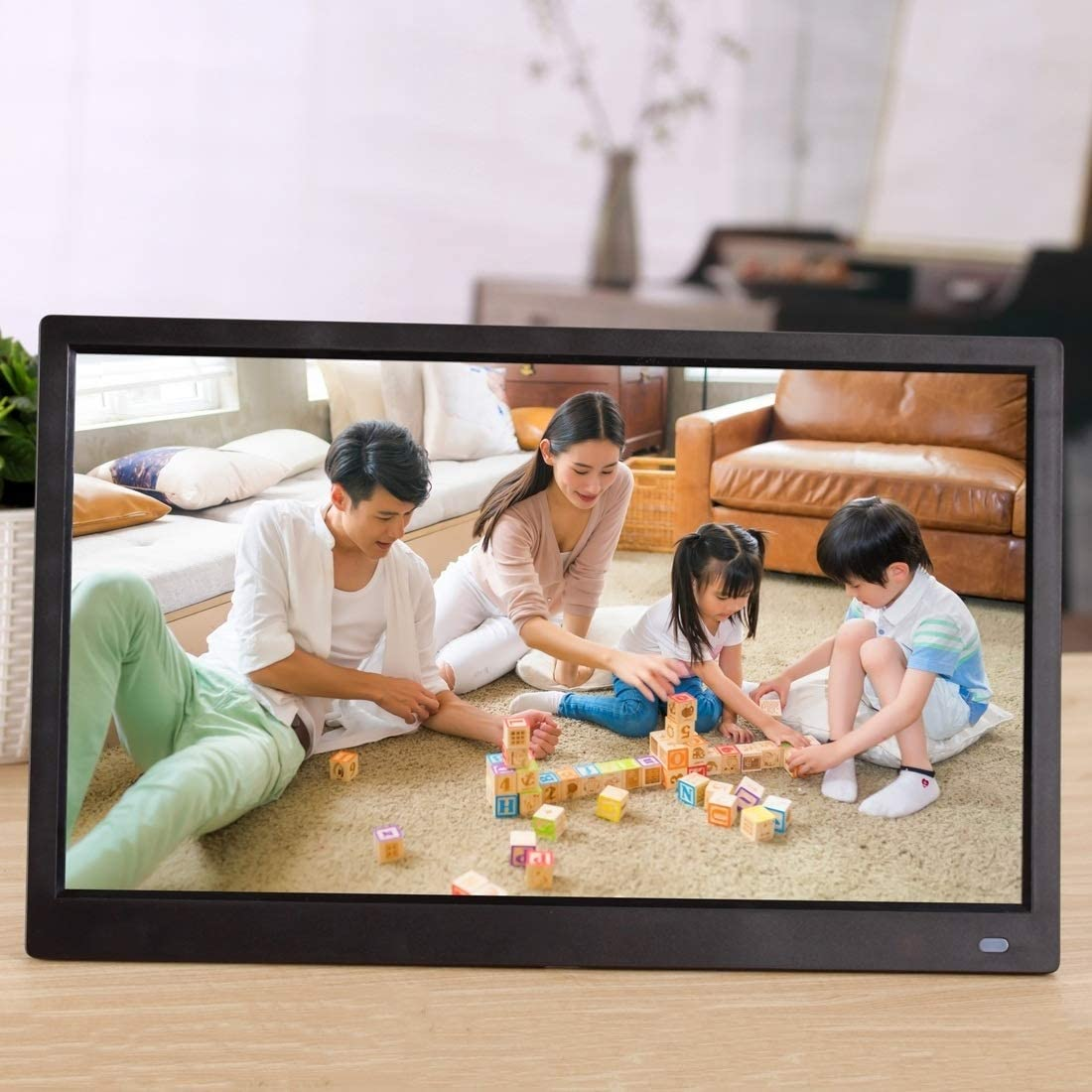 15.6 inch FHD LED Display Max 50% OFF Digital Holder Photo with Frame Remo Fashionable