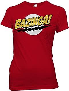 Big Bang Theory Bazinga Junior T-Shirt