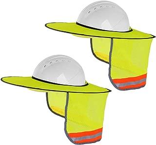Best hard hat neck flap Reviews