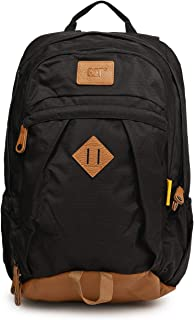 CAT Cargo Black Casual Backpack