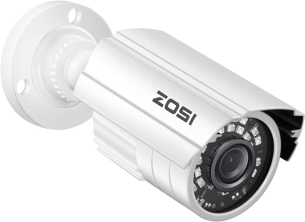 ZOSI 1080P 2.0MP HD 1920TVL Hybrid 4-in-1 TVI 960H Excellence CVI AHD excellence CVBS