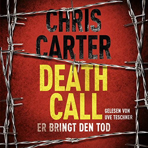 Death Call: Er bringt den Tod cover art