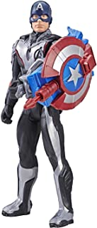 Best Avengers Marvel Endgame Titan Hero Power Fx Captain America Review