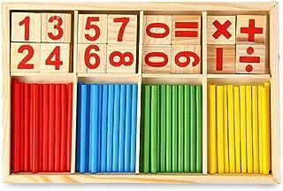 لعبة اعودا الذكاء الرياضية من مونتيسوري، العاب تعليمية للاطفال