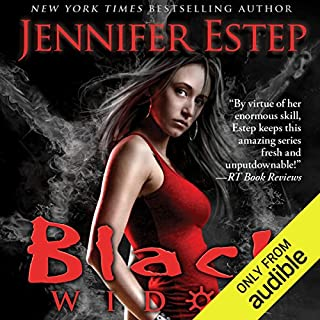 Black Widow     Elemental Assassin, Book 12              Written by:                                                                                                                                 Jennifer Estep                               Narrated by:                                                                                                                                 Lauren Fortgang                      Length: 10 hrs and 16 mins     Not rated yet     Overall 0.0