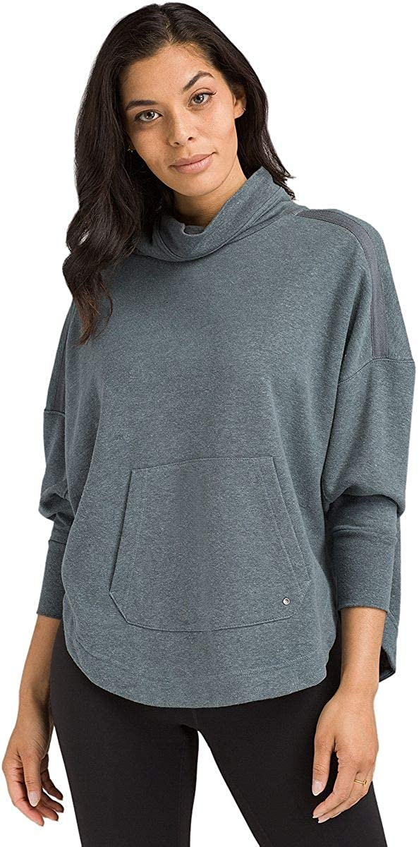 PRANA CLOTHING Cozy Up Poncho, 1 EA
