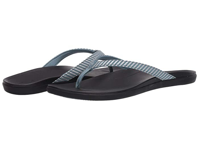Ho'opio  Shoes (Dusk/Stripe) Women's Sandals