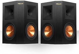 Klipsch RP-250S Walnut Surround Sound Speakers - Pair