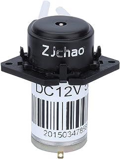 ZJchao 12v Dc DIY Dosing Pump Peristaltic Dosing Head for Aquarium Lab Analytic