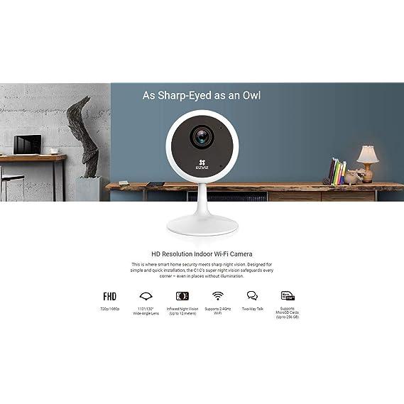 Hikvision Ezviz C1C Indoor WiFi Camera 1080P