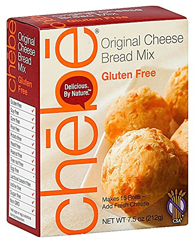 Chebe Original Cheese Bread Mix Gluten Free -- 7.5 oz