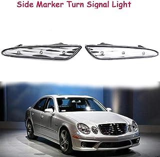 TOPFIRE 2118200121 2118200221 - Luz indicadora de señal de Giro para Mercedes Benz W211 2003-