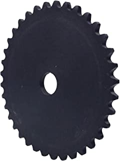 KOVPT # 35 Roller Chain Plate Sprocket A Type 36 Teeth Hole Dia 0.625 Inches Pith 0.378