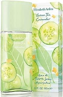 Green Tea Cucumber by Elizabeth Arden for Women - Eau de Toilette, 100ml