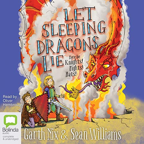 Let Sleeping Dragons Lie audiobook cover art
