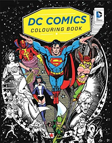 DC Comics Colouring Book