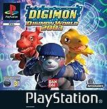 Playstation 1 - Digimon World 2003