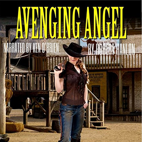 The Avenging Angel audiobook cover art