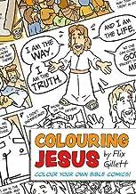 Colouring Jesus: Colour Your Own Bible Comics! (Colouring Bible Comics)