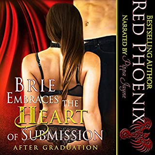 Brie Embraces the Heart of Submission Titelbild
