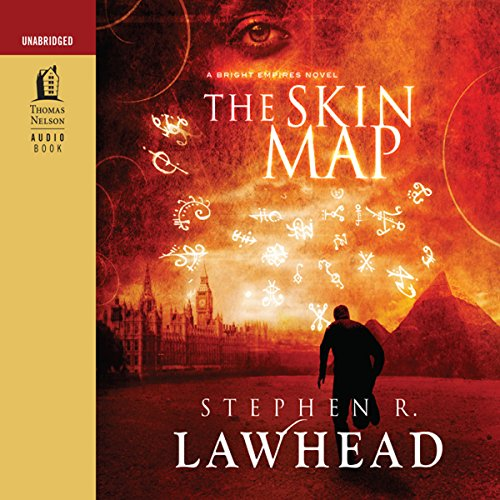 The Skin Map audiobook cover art