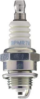 NGK 4626 BUJIA BPMR7A, Plateado, Blanco