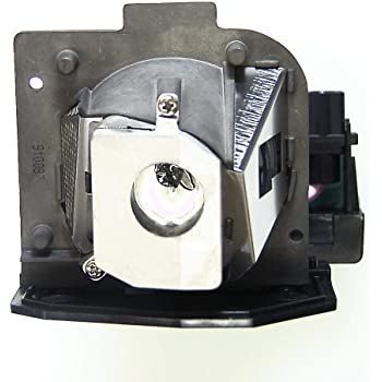 Projector Lamp Assembly with Genuine Original Phoenix Bulb inside. DS312 Optoma Projector Lamp Replacement