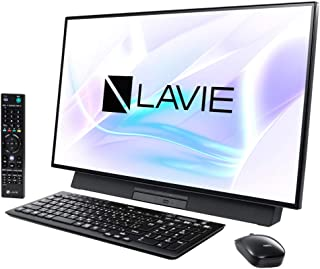 NECパーソナル PC-DA970MAB LAVIE Desk All-in-one - DA970/MAB ファインブラック