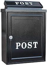 Mailbox Brievenbus Outdoor Regenwater Villa Muur Opknoping Lock Postbox Creatieve Brievenbus (Kleur: D)