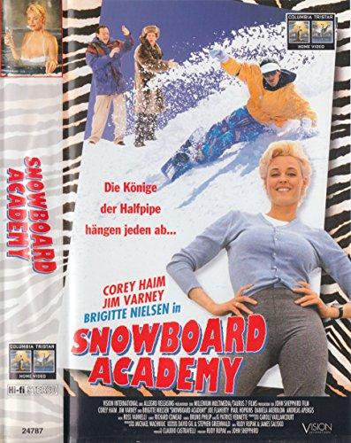 Snowboard Academy - Die Könige der Halfpipe