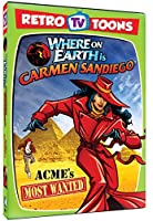 Where on Earth Is Carmen Sandiego - Acme's Most [DVD] [Import]