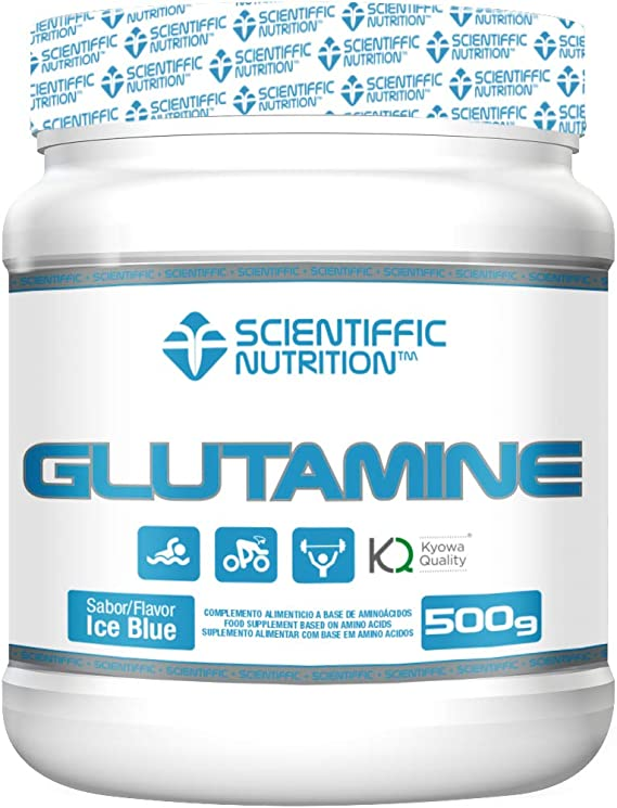 MST SCIENTIFFIC NUTRITION GLUTAMINE 500g Neutro Kyowa GLUTAMINA