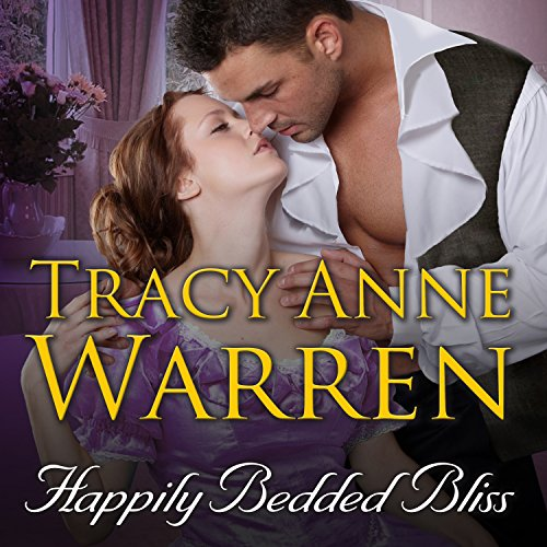 Happily Bedded Bliss audiobook cover art