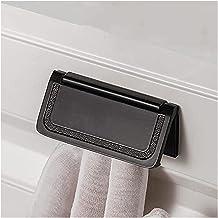 Deurhandvat Hardware Zwart onzichtbare platte ladehandgreep, kastgrepen en lade trekstangen voor keukenkasten en lade (Siz...