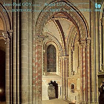 Buxtehude - Hertel - Krebs: Pieces for Oboe and Organ